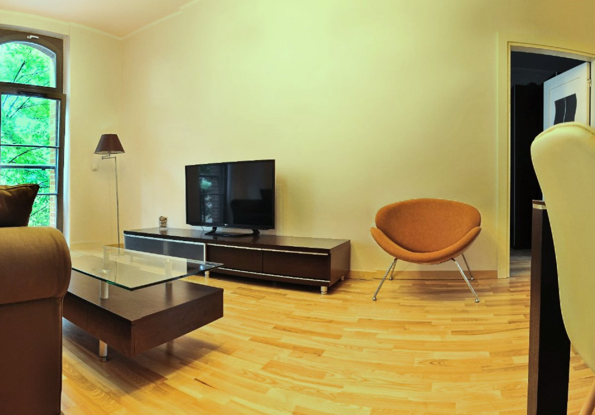City Park Poznań modern luxury apartment