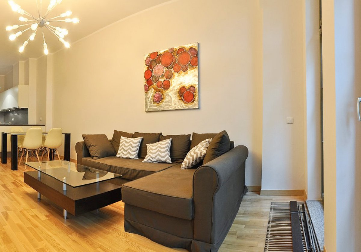 City Park Poznań apartment modern for rent
