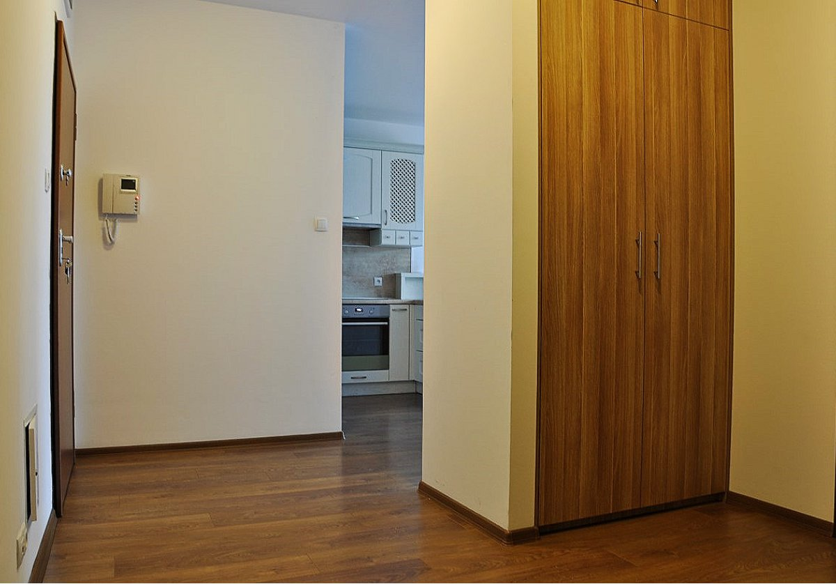 Flat for rent Poznań Center Towarowa  with balcony